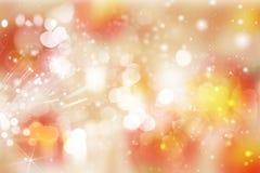 tła abstrakcjonistyczny bokeh Zdjęcie Royalty Free