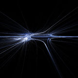 tła abstrakcjonistyczny fractal ilustracja wektor