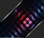 tła abstrakcjonistyczny neon Zdjęcie Stock