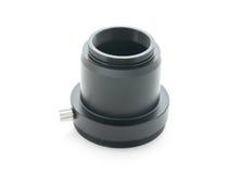T-adaptateur pour le télescope. Photographie stock libre de droits