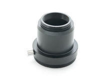 T-adapter for telescope. Royalty Free Stock Photography