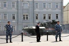 T-14 Armata Arkivbild