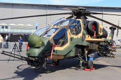 T-129 ATAK攻击用直升机 免版税库存照片