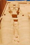 tät egypt ii ramsesstaty upp Fotografering för Bildbyråer