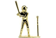 T-Ball Trophy royalty free stock images