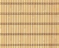 tła bambusa drewno Obraz Stock