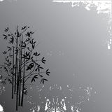 tła bambusa grunge Zdjęcie Stock