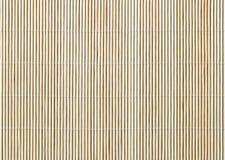 tła bambusa mata Obrazy Royalty Free