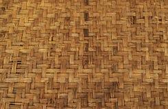 tła bambusa ogrodzenia horisontal mata Fotografia Royalty Free