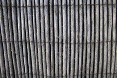 tła bambusowego placemat bezszwowy tekstury wektoru wicker Obrazy Stock
