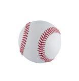tła baseballa odosobniony biel fotografia stock