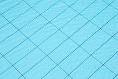 tła basenu woda Zdjęcia Stock