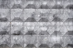 tła betonu ogrodzenie Obraz Royalty Free