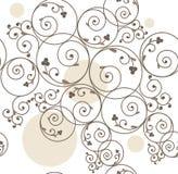 tła bezszwowy dekoracyjny ilustracja wektor
