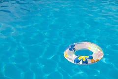 Tła boja w basenie Fotografia Royalty Free