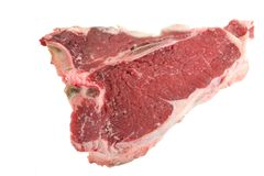 T-bone Stock Image