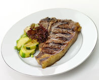 T bone steak Stock Photography