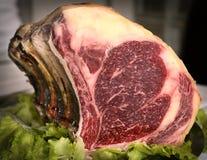 T-Bone Steak Royalty Free Stock Images