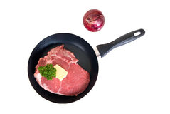 T bone steak Royalty Free Stock Photography