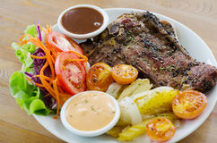 T bone steak Royalty Free Stock Image