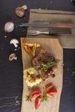 T-bone steak Royalty Free Stock Photography
