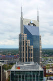 AT&T Building, Nashville, Tennessee. AT&T Building is the tallest building in downtown Nashville, Tennessee, USA Stock Image