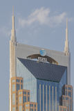 AT&T Building Stock Image