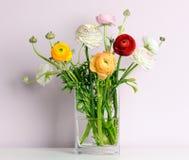 tła bukieta dekoracyjna ilustracyjna wiosna Obraz Stock