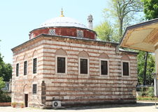 T C Kultur- och turismdepartement, Hagiaen Sophia Museum Directorate arkivfoto