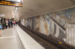 T-Centralen Underground Station Stockholm Stock Photos