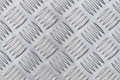 tła checker metalu talerz Obrazy Royalty Free