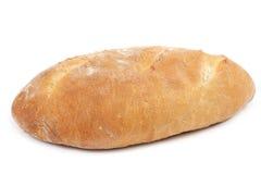 tła chleba bochenka biel Obraz Stock