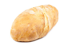 tła chleba bochenka biel Obraz Royalty Free