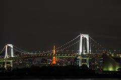 Tęcza bridge-2 Fotografia Royalty Free