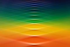 Tęcza kolory. Obrazy Stock