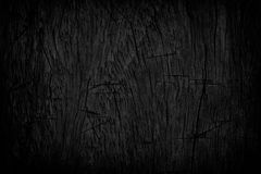 tła czarny grunge tekstura Drewniana grunge tekstura na cierpieniu Zdjęcie Royalty Free