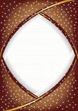 tła czekolady gwiazdy wektor royalty ilustracja