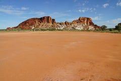 Tęczy Dolina Australia Zdjęcie Stock