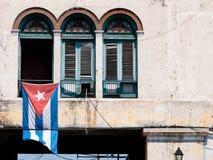 T de straat van Havana Royalty-vrije Stock Foto's