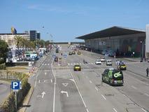 T1 de terminal d'aéroport d'EL Couillon-Barcelone l'espagne Photos stock