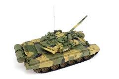 T-90A in de vorm van model royalty-vrije stock foto's
