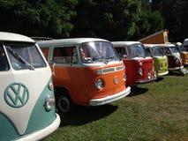 T1 del trasportatore di Volkswagen Immagine Stock Libera da Diritti