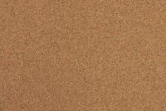 tła deskowy broun koloru korek textured Obrazy Stock