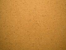 tła deskowy broun koloru korek textured Zdjęcie Stock