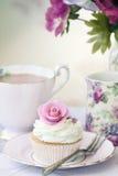 Tè di pomeriggio Immagini Stock