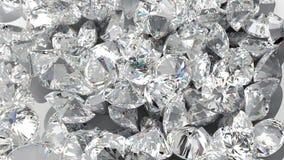 tła diamentu grupy klejnoty wielcy Obrazy Royalty Free