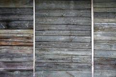 tła drewniany stary Fotografia Stock