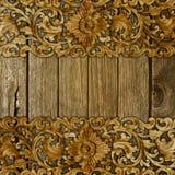 tła drewno stary deseniowy Zdjęcie Royalty Free