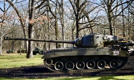 T26E4 tank stock afbeeldingen