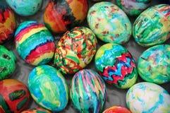 tła Easter jajko Zdjęcie Stock